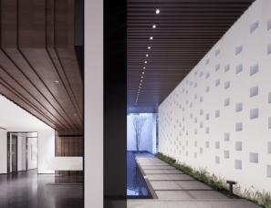 朗联设计--深圳海境界二期健康人居体验中心