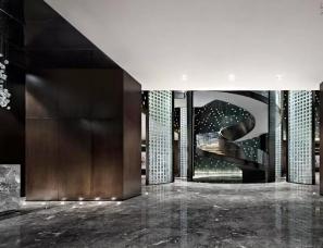 集艾设计黄全:荧光天穹,超越时空的非凡艺境