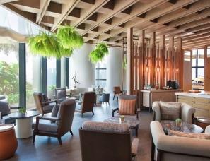 André Fu傅厚民设计--新加坡安仕达酒店 (Andaz Singapore)