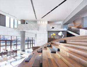 SNP尚诺柏纳设计--北京常营售楼处