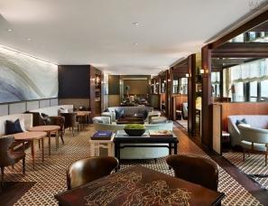 季裕棠设计--香港瑰丽酒店,奢华酒店新风尚