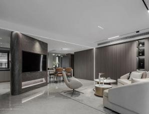 简狄设计--灵犀 上海合景天悦120㎡私宅