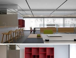 东仓建设--OPPO ID-工业产品设计部办公室