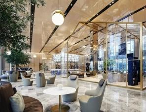 于强设计--天津融创 · 星耀五洲销售中心