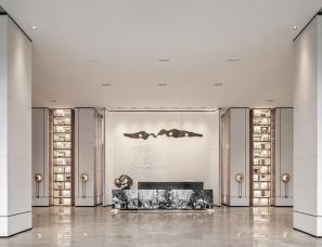 大森设计--金地·山海领誉营销中心