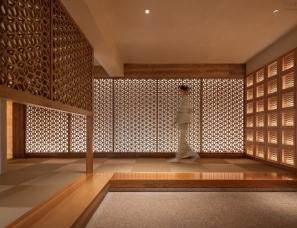 堤由匡建筑设计 | 料亭松子餐厅