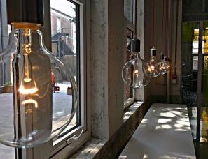 郦波设计--Top Time Concept Restaurant