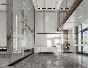 大研设计--呼和浩特中海河山郡售楼处