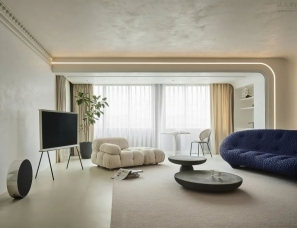 成作设计--自游 · 浙江余姚200m²私宅