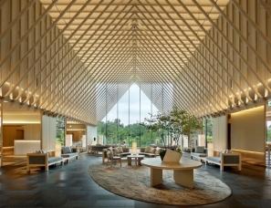 Curiosity新作--Sorano Hotel日本美学的极简质感