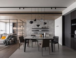 新澄设计--透亮舒适现代美宅