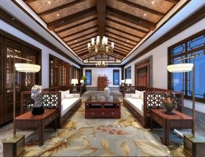 绍兴品玺装饰设计「安昌四合院」