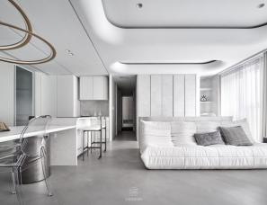 二三设计--未来之时 台北内湖私宅