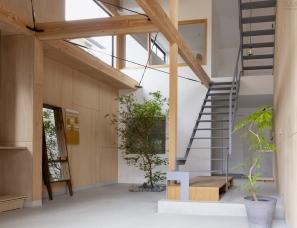 ALTS DESIGN OFFICE--岩仓住宅