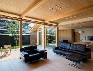 奥野崇建筑设计--日式庭院住宅合集