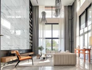 李益中空间设计+共向美学--中海万宁神州半岛别墅