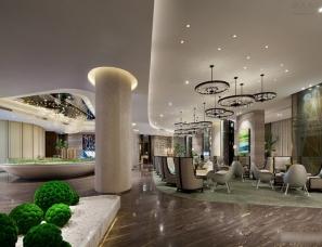 李益中空间设计--宏发世纪城二期售楼处
