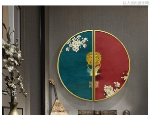 新的一年——应该挂起来新年红的装饰品
