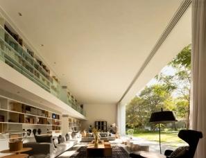 Studio MK27--带旋梯的室内住宅,趣味十足!