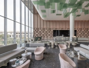 MDO木君建筑设计--佛山万科南海天空之城售楼中心