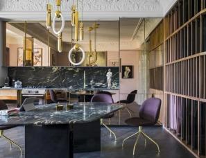 Georg Kayser--巴塞罗那现代主义公寓