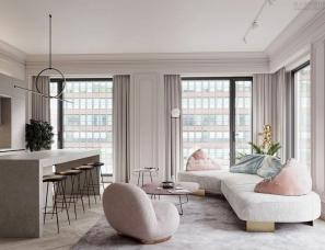 Ab Architects | 优雅而舒适的现代美学