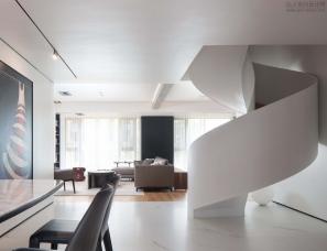 大墨空间设计--将军华府私宅190m²