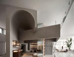 时上建筑空间设计--麻霖生活美学空间