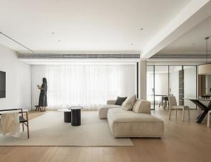 千上设计--自由形态 私宅180㎡