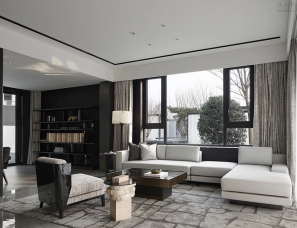 MDO木君建筑设计+ONE-CU壹方设计--成都卓越·晴翠 350㎡气质大宅