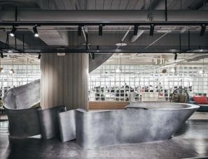 Peny Hsieh x 源原设计--高雄无限创意办公室