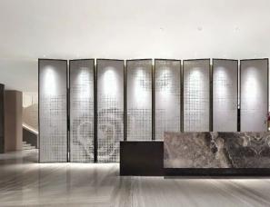 梁景华设计--无锡·融创壹号院 营销中心及会所