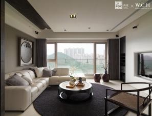 台湾王俊宏设计--湖岸静居