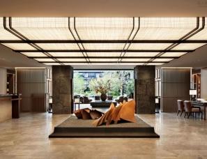 傅厚民设计--日本京都三井酒店Hotel Mitsui Kyoto