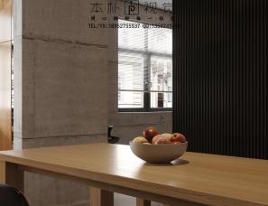 本朴视觉——后现代客餐厅