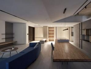 虫点子创意设计--光廊/单层 采光不好165㎡房子