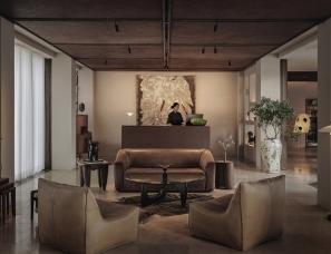 杭州观堂设计   云南丽江物与岚·设计收藏酒店