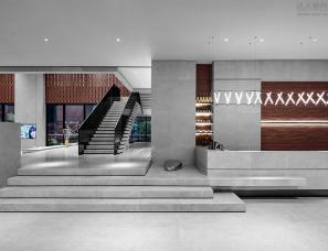 DIA丹健国际设计--武汉融创临江府售楼处