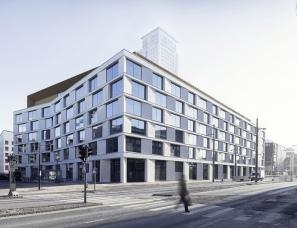 JKMM Architects | K总部办公园