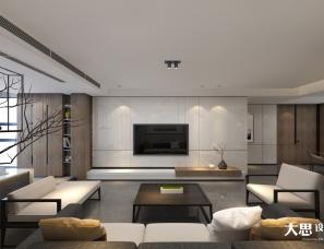 大思设计未来空间丨轻禅简雅新方向,新的家