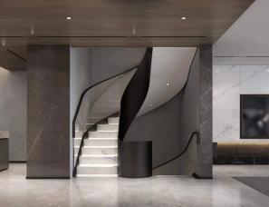 郑州RENIE设计|现代极简/与生俱来的高级感