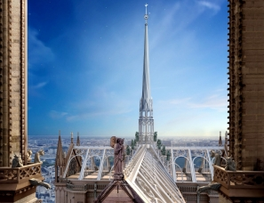 Jean-Pierre HEIM--巴黎圣母院重修提案