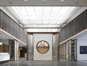 轩境设计丨新中式诗境美学,重塑东方礼序传承