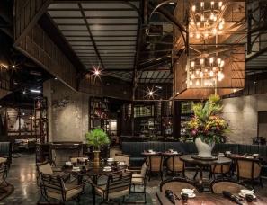Joyce Wang作品 | 香港当代粤式餐厅MOTT32「卅二公馆」