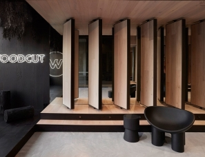 MIM design--墨尔本家族企业Woodcut的陈列室和工作空间