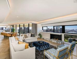 Mim Design新作--Horizon天际大宅,悉尼豪宅的顶峰