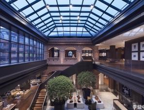 李益中空间设计--沈阳华润二十四城售楼处 构筑人文新空间