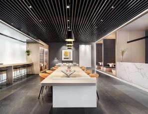 于强室内设计--运河万科中心办公样板间