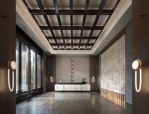 创时空设计--建发·南宁央玺售楼处