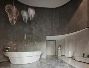 H.N.LIN空间美学馆设计--中企·滨江悦府售楼处